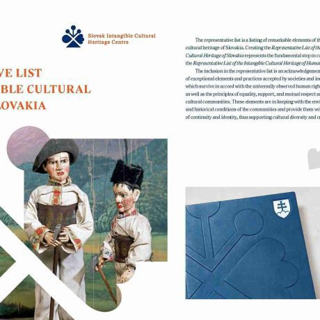 Representative list of the intangible cultural heritage of Slovakia