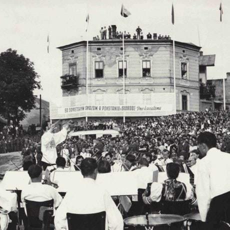 65. výročie založenia SĽUKu bude na Zvolenskom zámku