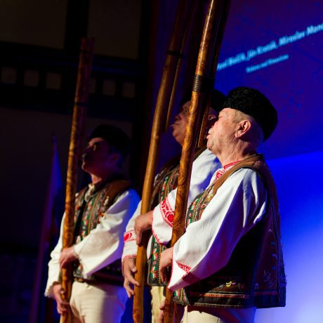 Tri nové prvky v národných zoznamoch nehmotného kultúrneho dedičstva Slovenska // Foto © Michal Veselský