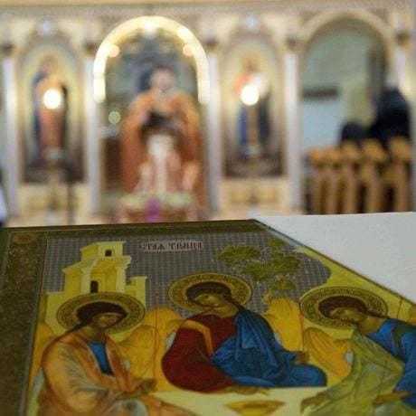 Nakrúcanie liturgie v Telgárte