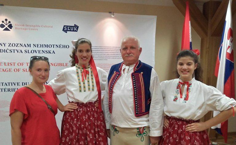 Nehmotné kultúrne dedičstvo Slovenska putuje po svete