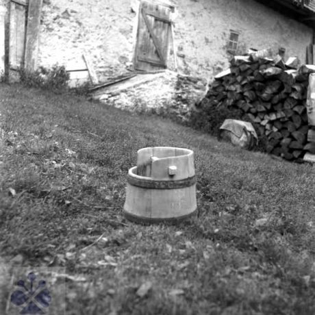 Geleta. Drábsko, okr. Brezno. Archív negatívov Ústav etnológie SAV. Foto V. Nosáľová, 1973.