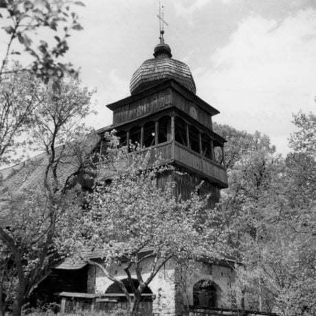 Evanjelický artikulárny kostol v Paludzi/Svätom Kríži (Liptovský Mikuláš)