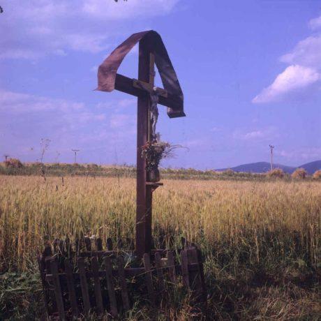 Prícestný kríž. Rabča (okr. Námestovo)