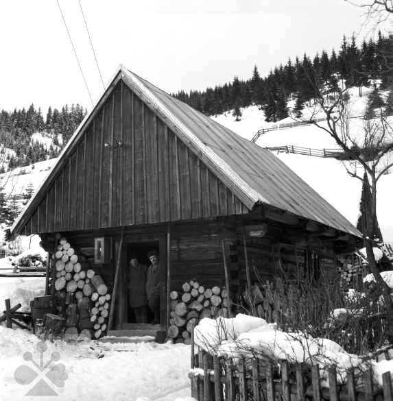 Obecná pastiereň. Šula, okr. Modrý Kameň. Archív negatívov Ústav etnológie SAV. Foto J. Botík, 1968
