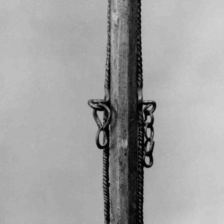 Hájnická palica. Vrbovce (okr. Myjava)