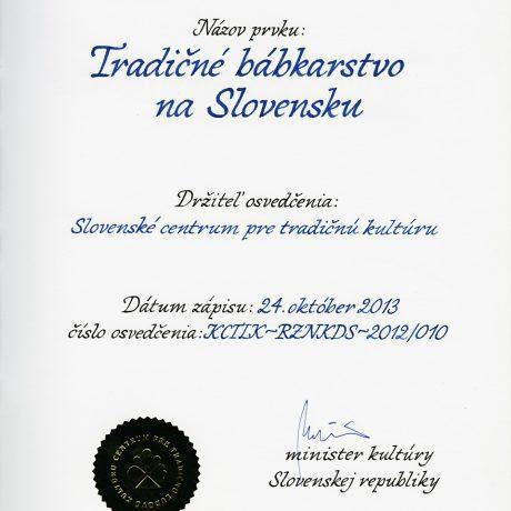 Tradičné bábkarstvo na Slovensku