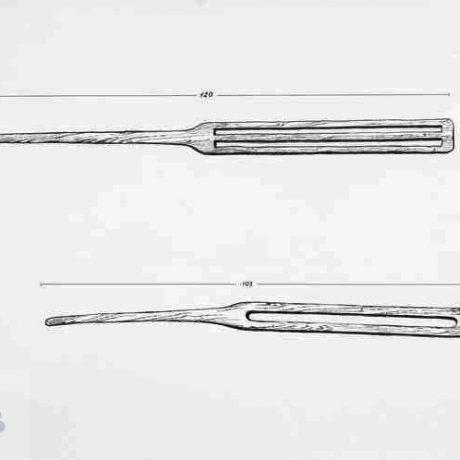Kresby bačovského riadu