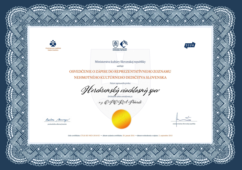 6abff9573 Horehronský viachlasný spev - Centrum pre tradičnú ľudovú kultúru