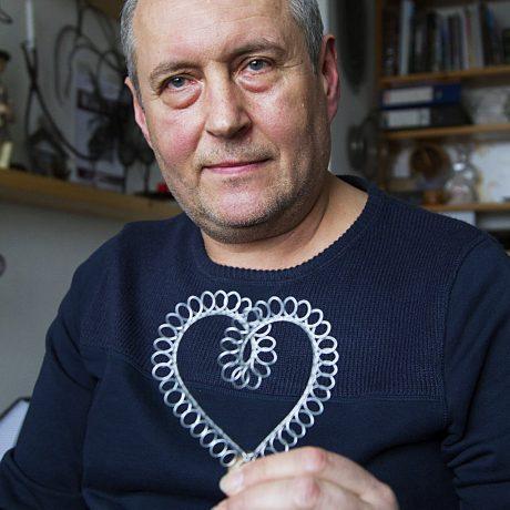 Štefan Smržík z Námestova. Foto: Martin Kleibl