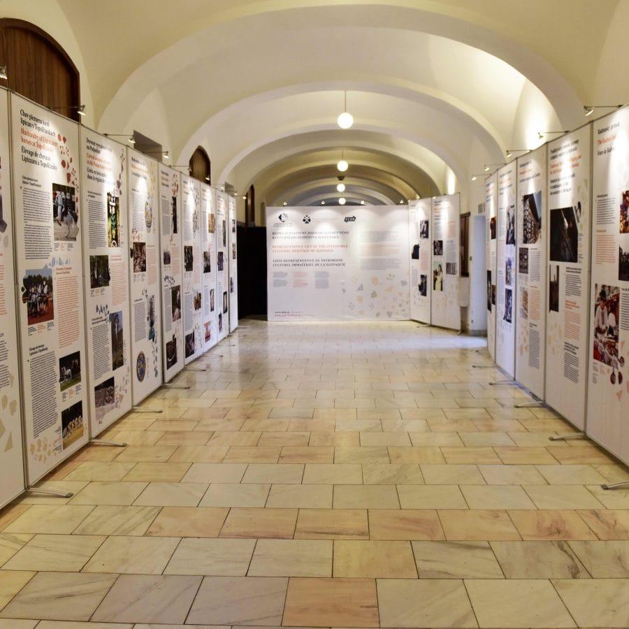Slávnostné vyhlasovanie prvkov zapísaných v Reprezentatívnom zozname NKD Slovenska/2019/Michal Veselský/archív CTĽK