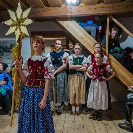 Spev kolied zo Zuberca, účinkujú Janoštínovci a ich hostia/2020/Martin Ondroš/Archív autora